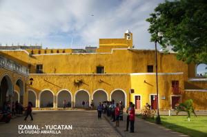 YUCATÁN-IZAMAL