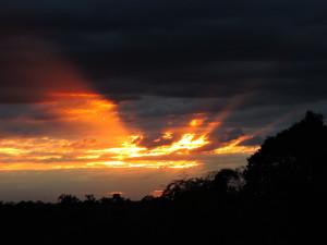 ANGKOR SUNSET