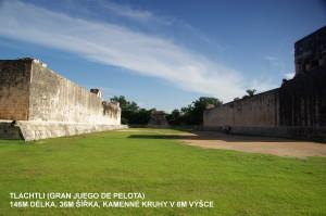 YUCATÁN-CHICHÉN ITZÁ- JUEGO DE PELOTA